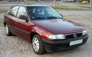 Astra F (facelift) 1994-1998